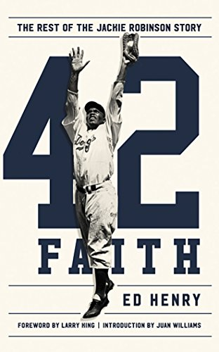 42 Faith: The Rest of the Jackie Robinson Story by Brilliance Audio