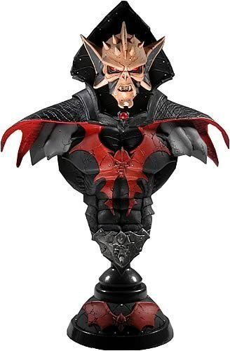 He-Man Masters of the Universe Resin Mini-Bust Hordak by NECA