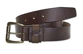 Orvis Heritage Leather Belt, Brown, 34