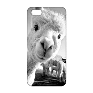 Fortune Lovely animals 3D Phone Case for iPhone 5s