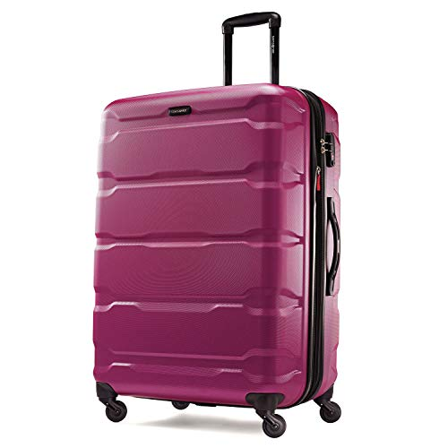 Best Prices! Samsonite Omni Expandable Hardside Luggage with Spinner Wheels