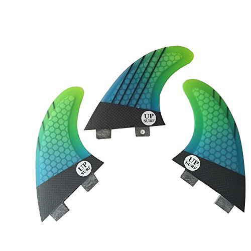 UPSURF FCS Surfing 3fins G5 Size Surboard Thrusters by UPSURF