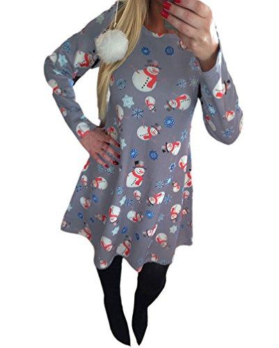 Engerla - Vestido - para mujer Estilo 3