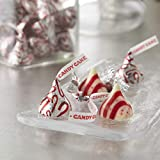 HERSHEY'S KISSES Holiday Candy Cane Mint Candies 33