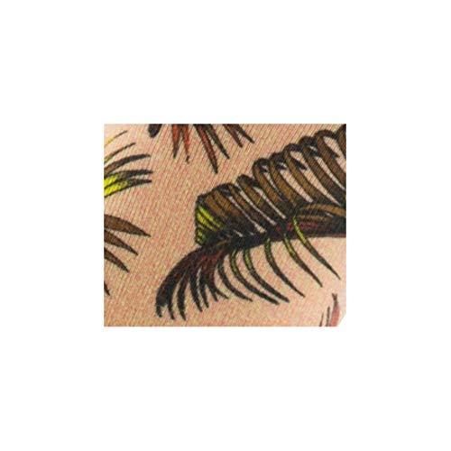 Chaussettes Palmier Motif Coton Achile Imprimées Pâle Rose En dztvqE