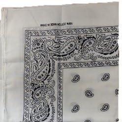 wiBille Cotone sciarpa per foulard per biciclette accessori per abbigliamento Rose Red 1pz
