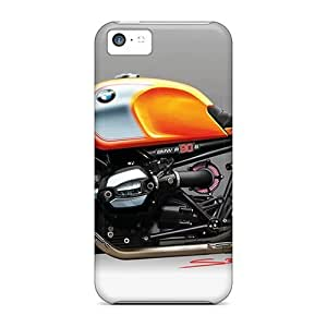 Tpu Case Cover Compatible For Iphone 5c/ Hot Case/ 2013 Bmw Concept Ninety BY supermalls