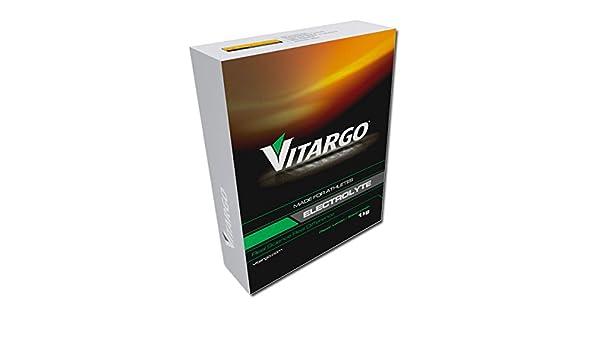 Vitargo Vitargo+Electrolyte - 1 kg Limon: Amazon.es: Alimentación y bebidas
