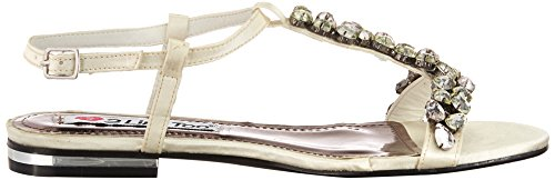 Womens Ivory Too Fiona Too Lips 2 Too Satin Fiona zqEZ6w