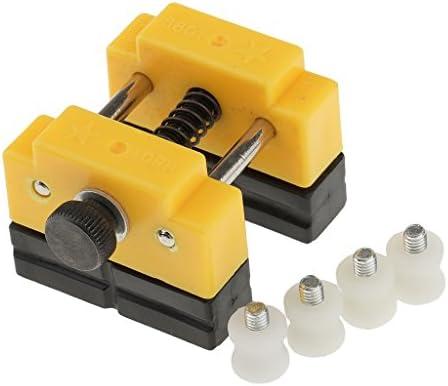 万力 バイス 固定工具 DIY用品 合金製 工芸 モデル製作ツール 使いやすい 耐久性
