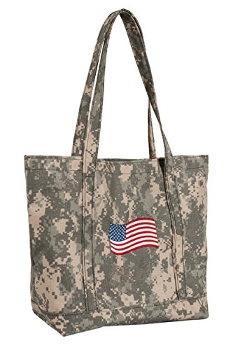 chill-n-gor-small-boat-bag-small-tote-bag-digital-camo-with-flag