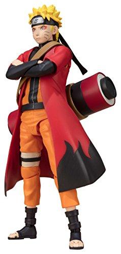 Tamashii Nations S.H. Figuarts Naruto Uzumaki Sage (Advanced Mode) Narut: Shippuden Action Figure