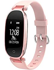 EooCoo Fitness Trackers, Smart Watch with Heart Rate Monitor, IP67 Waterproof Activity Tracker with Health Sleep Monitor Pedometer Calorie Counter for kids Women Men IOS and Android