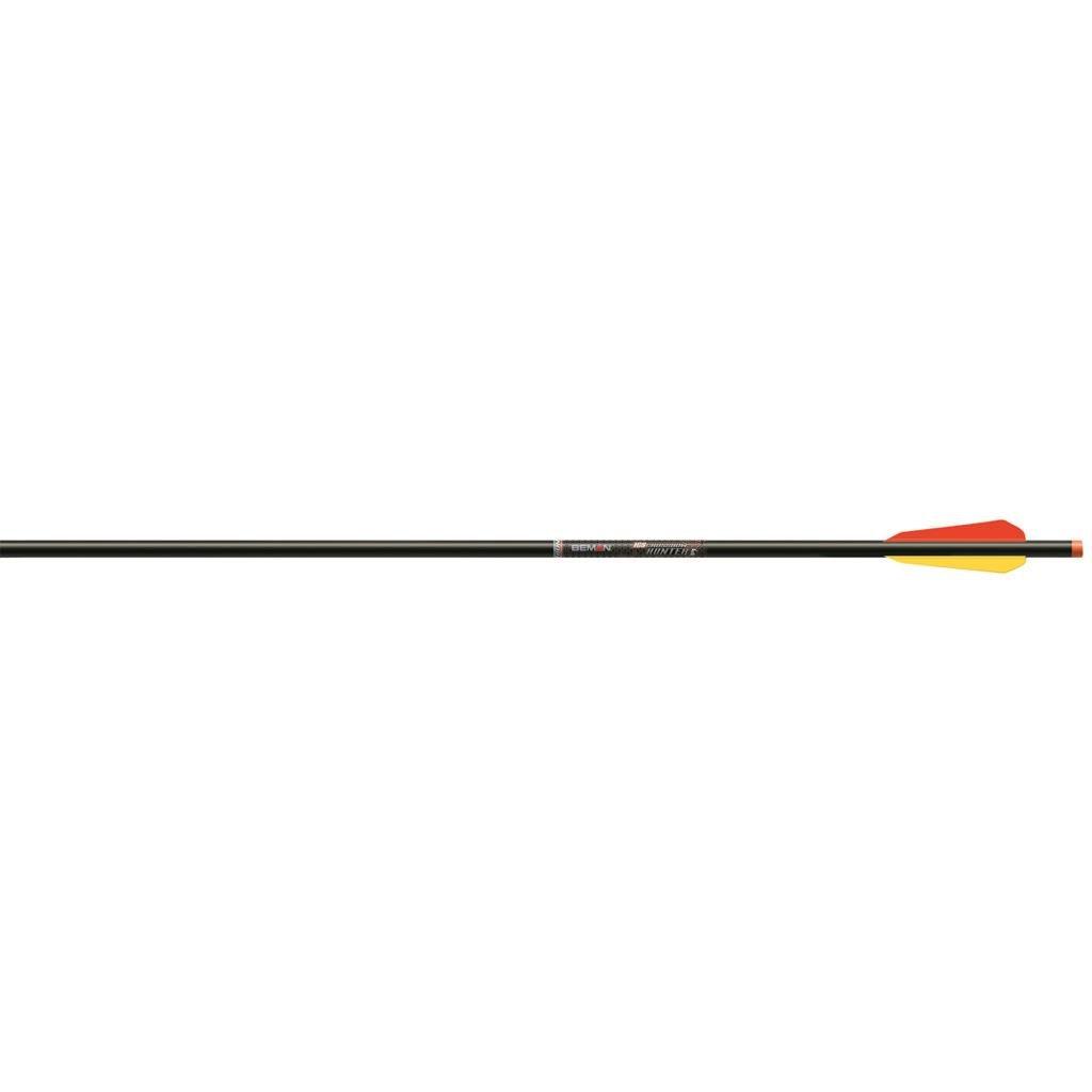 Easton Beaman ICS Crossbow Hunter 20'' w/ 4'' Vanes Flat Nock (1/2DZ) by Easton (Image #1)