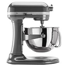 KitchenAid Professional 600 Stand Mixer - 6 qt - Pro 600 - Pearl Metallic