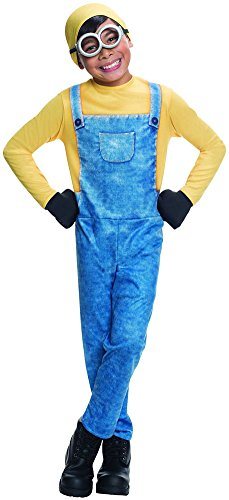 Rubie's Costume Minion Bob Child Costume, X-Small, One (Child Minion Bob Costumes)
