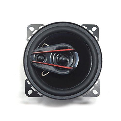 "3-Way Car Speaker Great Bass, 4"" Audio Speakers Subwoofer, Full Range Pair Speakers - (100 Watt Car Speaker)"