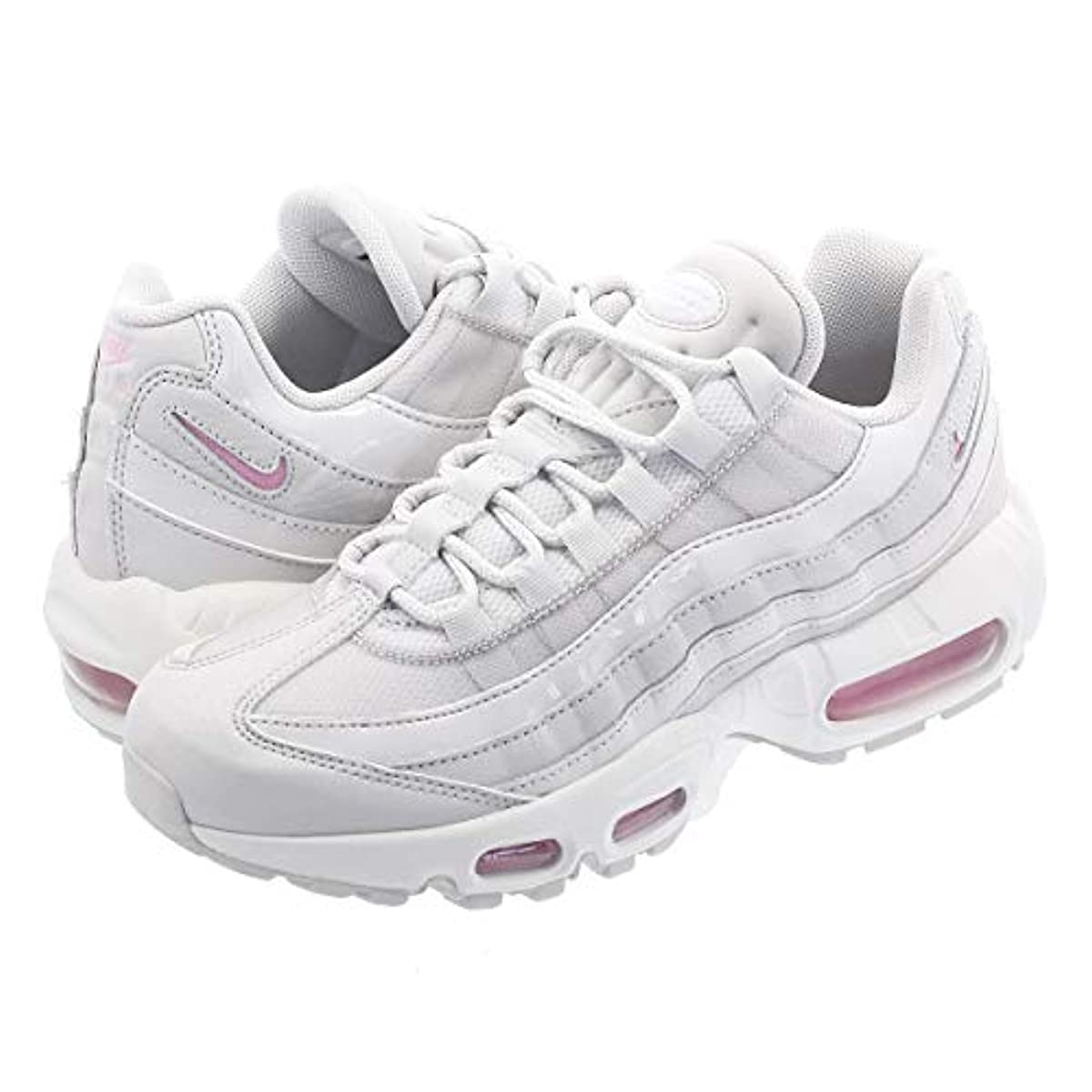 [해외] 나이키 WMNS AIR MAX 95 SE VAST GREY/PSYCHIC PINK/SUMMIT WHITE