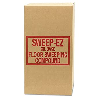 yellow pages for floor sweeping compound