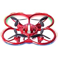 Gotd New WIFI 2.4G 4CH FPV High Hold Mode RC Quadcopter, 2 Million Pixels , Red