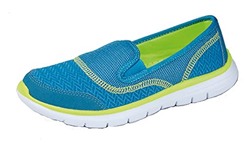 Freizeit Superlight Damen Walking Blau Schuh p15A1q