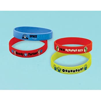 WWE Rubber Bracelet Set of 7 Special Deal