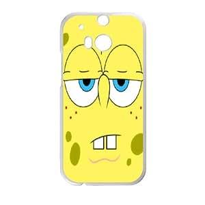 Diy Phone Cover SpongeBob Squarepants for HTC One M8 WEQ389136