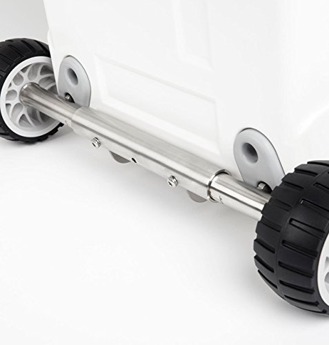 Badger Wheels - Single Axle for Yeti Tundra 35-160 by Badger Wheels (Image #2)