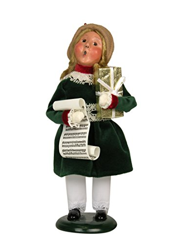 Traditional Girl Caroler
