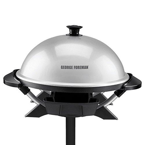 GF Indoor Outdoor Grill Slvr by Applica