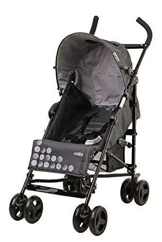 5 Point Harness Reclining Umbrella Stroller - 8