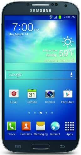 Samsung Galaxy S4, Black Mist 16GB (Sprint)