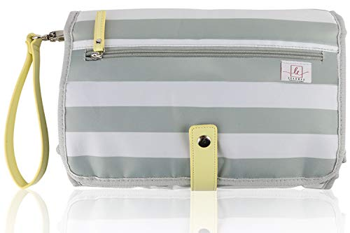 LeleRee Collections Portable Infant Travel Changing Pad for Diaper Bag