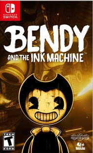 Amazon | Bendy and the Ink Mac...