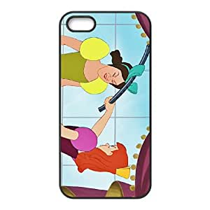iPhone 5 5s Cell Phone Case Covers Black Cinderella Character Anastasia Tremaine M3808448