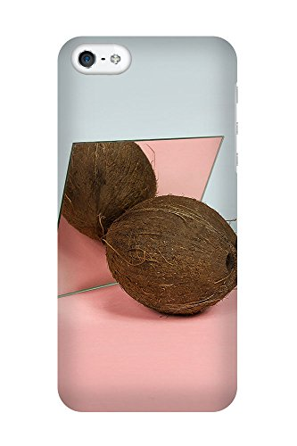 iPhone 4/4S Coque photo - Miroir Coconut I