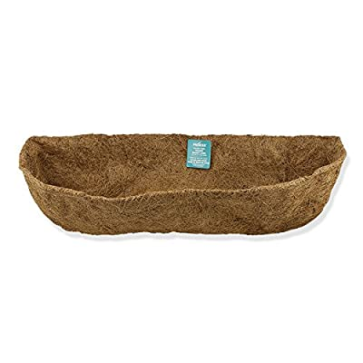 "Panacea 30"" Trough Coconut Fiber Liner for Window Planters: Garden & Outdoor"