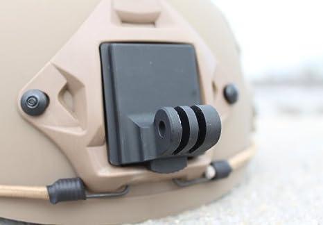 Oarea Quick Detach QD supporto per piastra terminale Sling Swivel per caccia .223//5.56 moschettone AR15 M4 fucile
