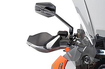 Puig Paramanos Motocicleta para KTM 1290 Superduke GT 16-18, Negro Mate