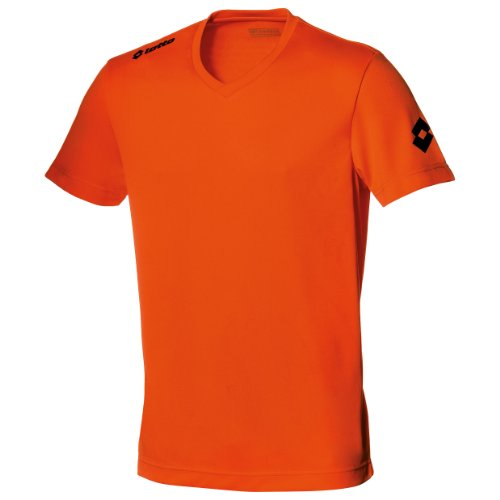 lotto-football-jersey-team-evo-sports-v-neck-shirt-l-fluo-fanta