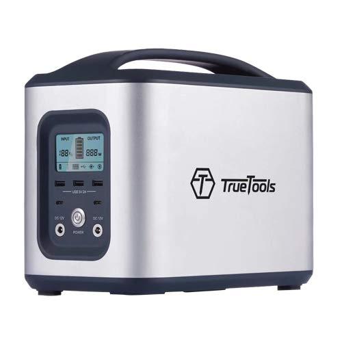 TrueTools TRTO-PB750 750Wh AC出力300W