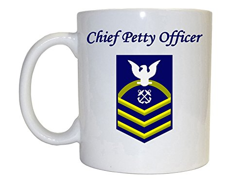Coast Guard Chief Petty Officer (Chief Petty Officer - US Coast Guard Mug)