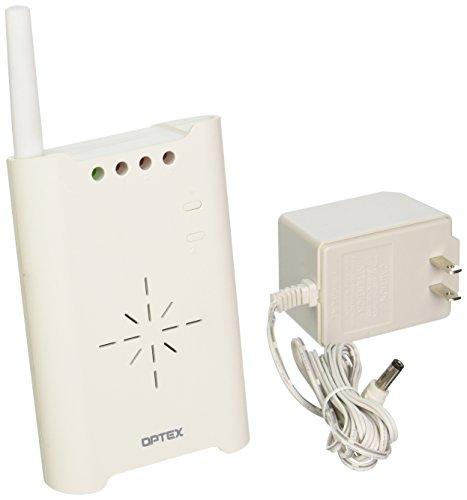Optex RC-20U 3 Channel Receiver Chimebox w/ Relay ()