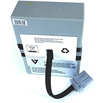 replacement battery compatible with apc rbc. Black Bedroom Furniture Sets. Home Design Ideas