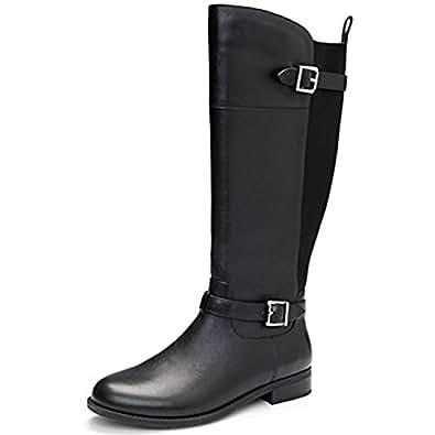 Vionic Women's Storey Tall Boot Black 6 M