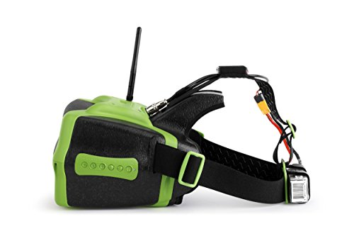 Headplay SE 5.8GHz FPV Goggles with HDMI input - Green