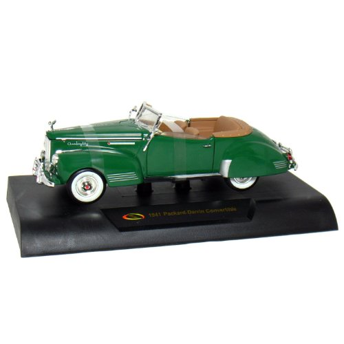 1941 Packard Darrin Convertible 1:32 Scale (Green) ()