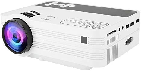 Fishlor Proyector WiFi, Full HD 1920x1080 Proyector para ...