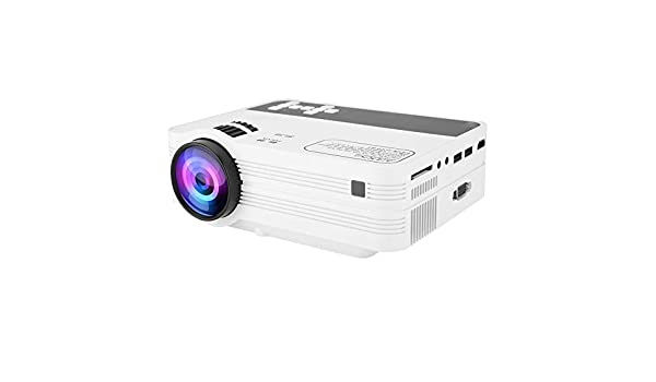 Fishlor Proyector WiFi, Full HD 1920x1080 Proyector para Android ...