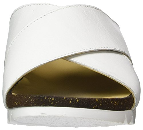 Andrea Conti 1673409 - Mules Mujer Weiß (Weiß)